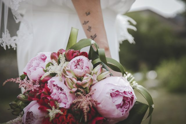 fleurs mariée aubenas ardeche mariage